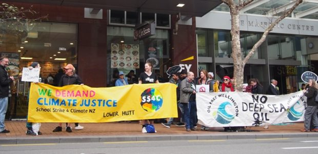 Oil company OMV not welcome in Aotearoa